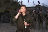 45,000 troops having dinner in Afghanistan