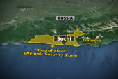New threats for Sochi games