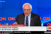 Sanders on 'Black Lives Matter' movement