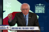 Sanders: I'm not as socialist as Eisenhower