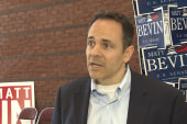 Bevin: 'We're tired of these plastic people'