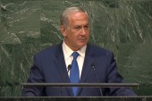 Netanyahu addresses UN assembly