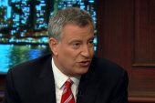 De Blasio on why he opposes stop-and-frisk