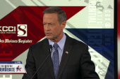 O'Malley on 'Black Lives Matter' movement