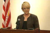 Arizona governor vetoes anti-gay bill