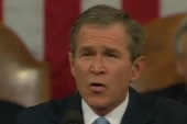 Bush: 'These four months have brought sorrow'