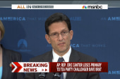 Cantor shocker rocks Republican politics