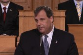 Pt. 1 of Gov. Christie's 'State of the State'