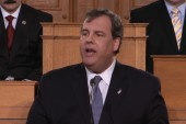 Pt. 2 of Gov. Christie's 'State of the State'