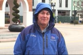 Arctic blast moves to deep south
