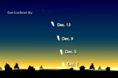 A 'one-time shot' for comet Ison