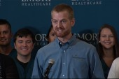 Ebola survivor: Today is a miraculous day