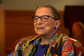 Ginsburg explains sober comments