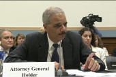 Holder: 'You don't want to go there, buddy'