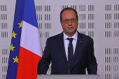 Hollande calls plane crash 'a tragedy'