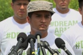 Dreamer: Military 'broke my dream'
