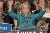 Mary Landrieu looks forward to runoff race