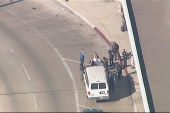 Eyewitness describes scene at LAX