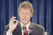 The two sides of Bill Clinton