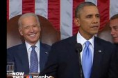 Smiles and smirks: Biden, Boehner 'face off'