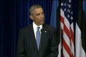 Obama: US objective to degrade, destroy ISIL
