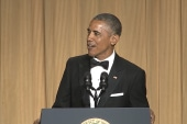 Pres. Obama's full WHCD speech