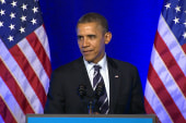 Obama: Passing the law was the easy part