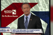 O'Malley: Our symbol is not a fence