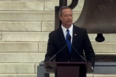 Gov. O'Malley urges action for equality