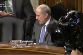 Sen. Dan Coats shows up to the wrong hearing