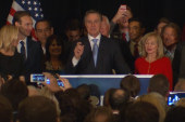 David Perdue relishes in victory