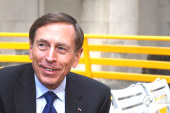 On the water with David Petraeus