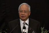 Malaysian PM believes plane is in the ocean