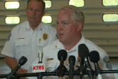 Ferguson police chief defends tear gas