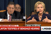 Clinton on lessons post-Benghazi