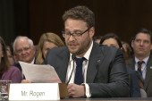 Seth Rogen testifies at Senate hearing