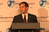 Rubio offers three-point plan for Cuba, Iran