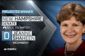 Shaheen hands Brown another Senate defeat