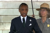 Sharpton: The dream goes on until it is...