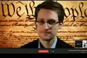 Snowden: NSA set fire to Internet