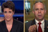 Maddow jousts with right-wing rep