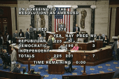 Obama lawsuit resolution passes 225-201