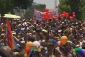 Tel Aviv hosts largest gay pride parade