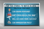 Top stories to watch in 2014