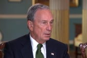 Bloomberg: 'We are making progress' on guns