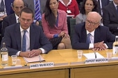 Rupert Murdoch and son grilled by UK...