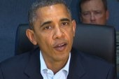 Obama: Take Hurricane Sandy seriously