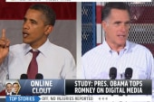 Obama, Romney: Who has the most online clout?