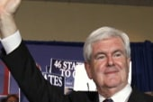 If Gingrich falls, will Adelson back Romney?