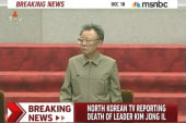 N. Korean leader Kim Jong Il dies